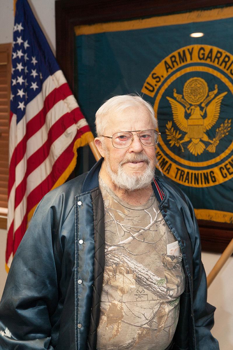Staff Sgt. Chuck Austin - U.S. Marine Corps - Driver