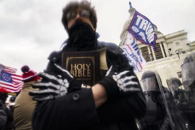 Religion Christian Nationalism