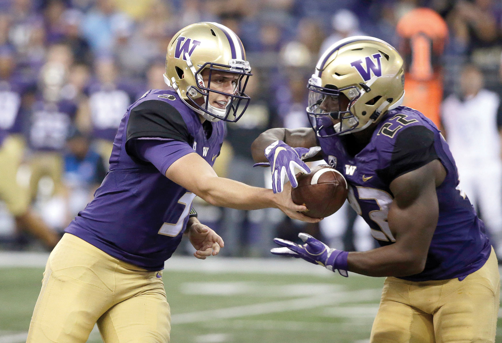 Colorado punter will kick it 'high and far' to avoid Dante Pettis