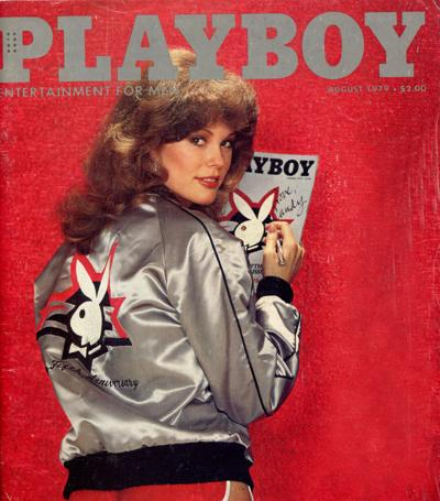 Playboy centerfold was model for sign welcoming visitors to Selah