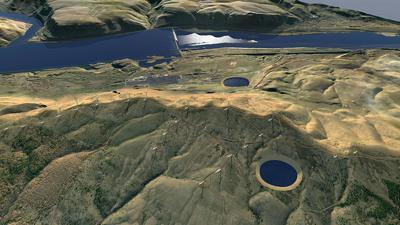 Goldendale Energy Storage Project