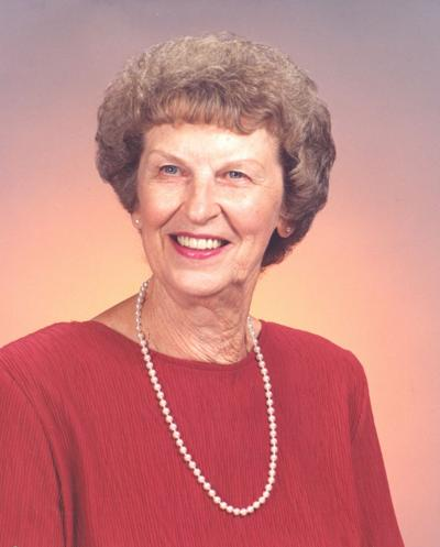 Evelyn Margaret Meece