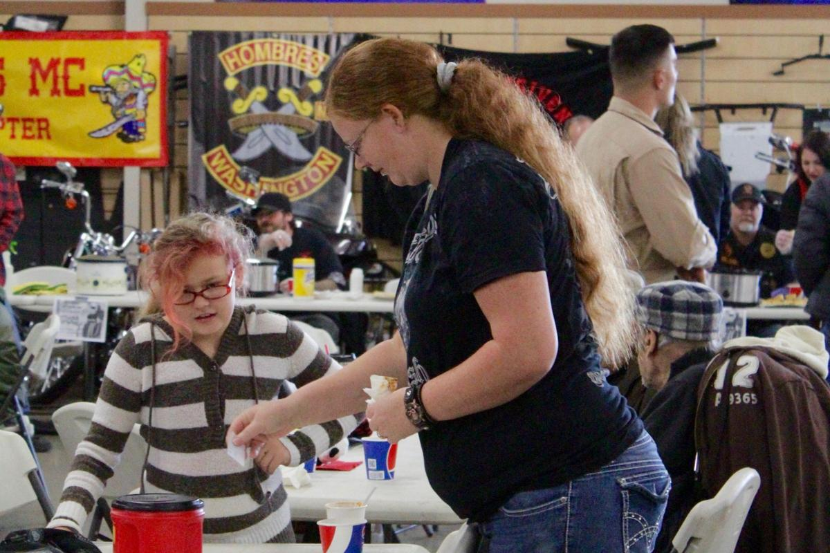 Social Scene: US Marine Corps Toys for Tots Chili Cookoff