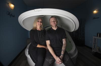 Take 5: Robert Meinecke Jr., Energy Massage and Float Spa