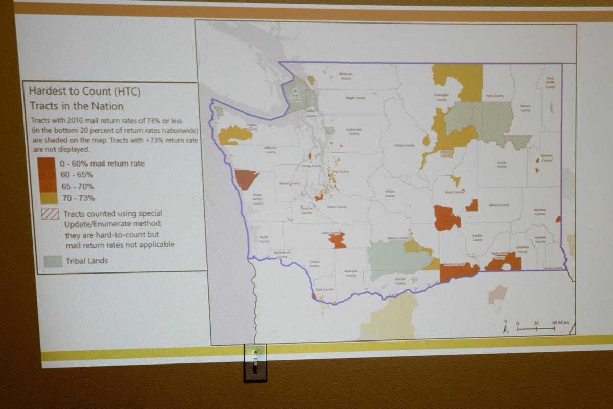 Census map