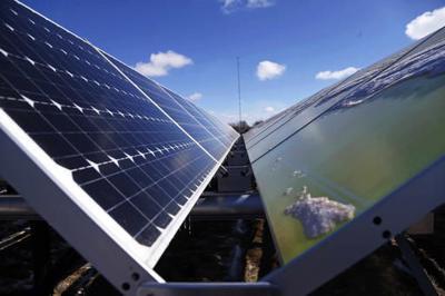 solar panels panel power renewable electricity generation utility utilities STANDINGz