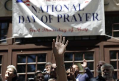 Natinal Day of Prayer Texas