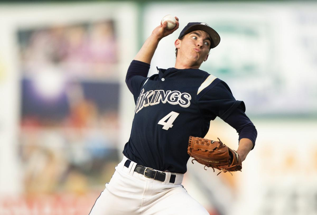 State baseball championship tournament I