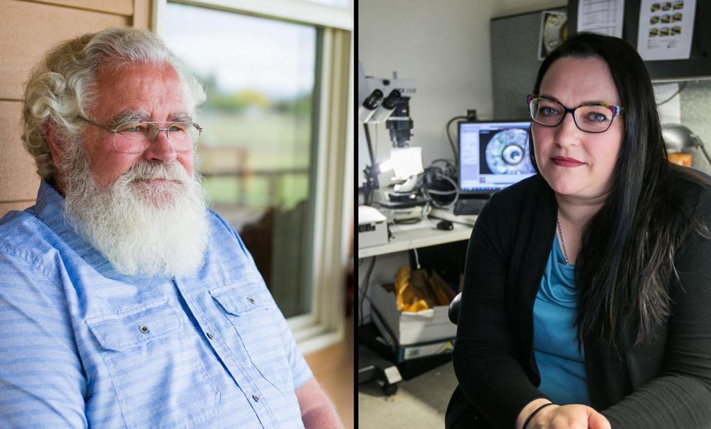 Investigators seek clues to identify two Native women