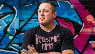 Yakima's Guerin fought his way to success in world of MMA