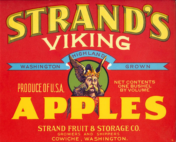 Fruit label swap to bring together collectors and history