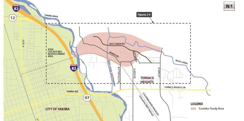EW Corridor Map 3