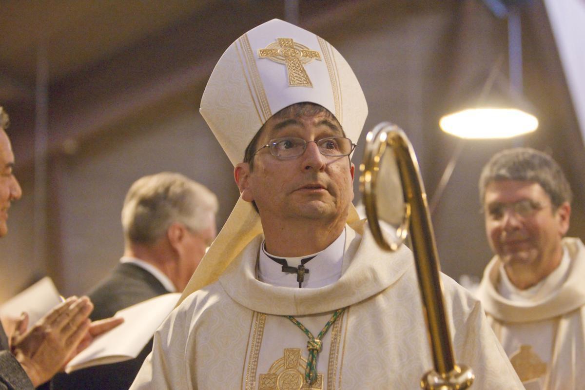 Bishop Joseph Tyson