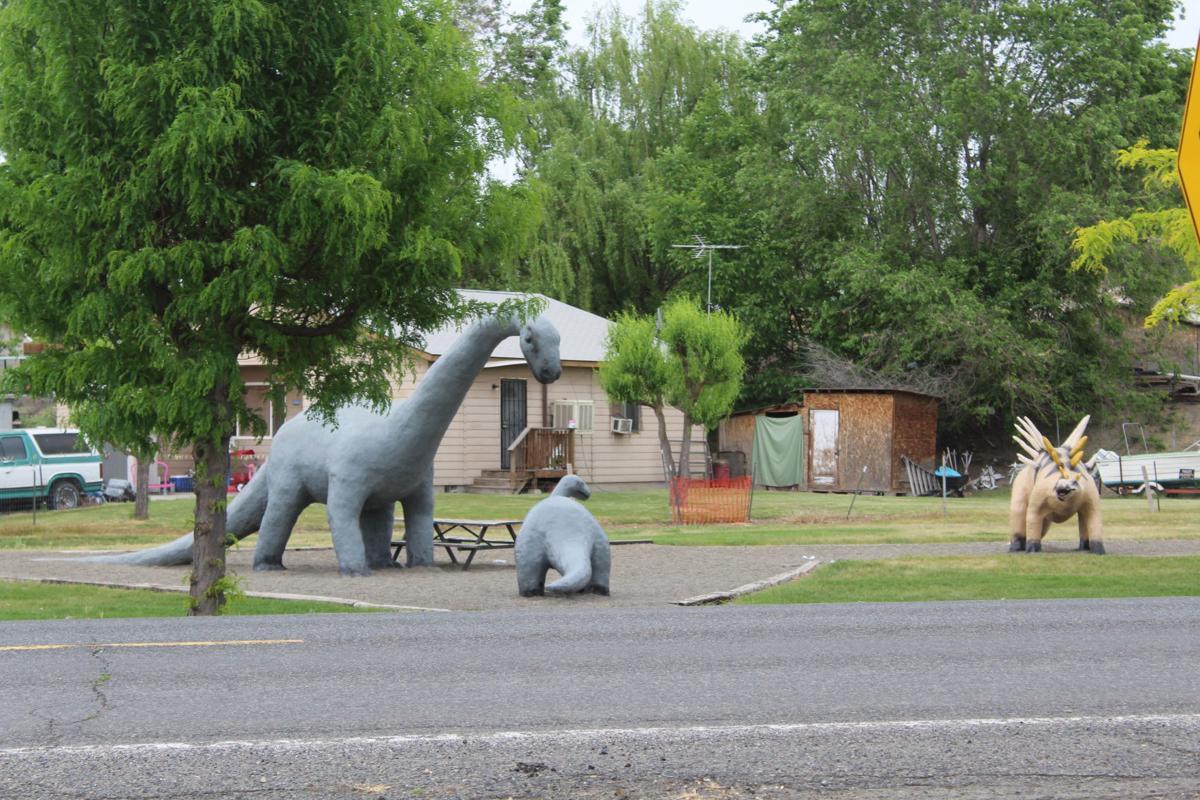 Granger Dinosaurs 2
