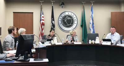 Yakima Council work session