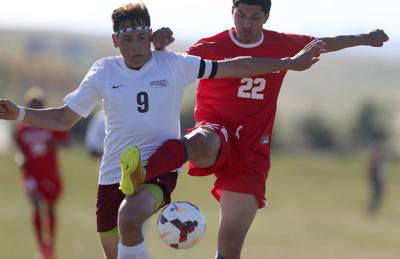 Away at school: Magana shines for Southern Oregon soccer
