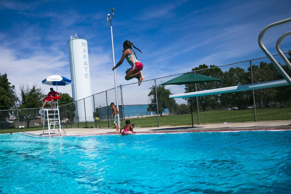 Wapato 39 s swimming pool will open this summer ending a two for Garden state pool scene quote