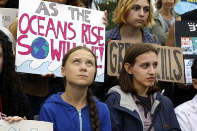 Teen Climate Activist