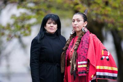 Mosbrucker's latest bill on missing and murdered Native people awaits governor's signature