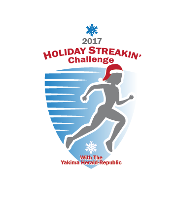 Holiday Streakin' 2017 logo