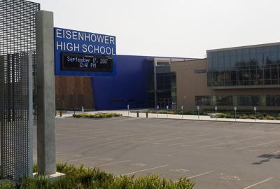 Eisenhower High School