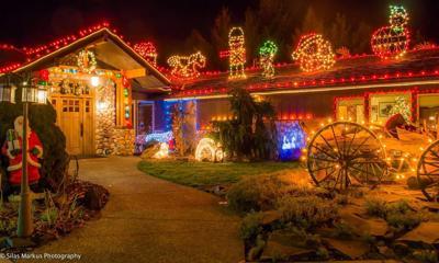 Yakima Christmas Lights Map 2020 Christmas Lights Map   Local   yakimaherald.com