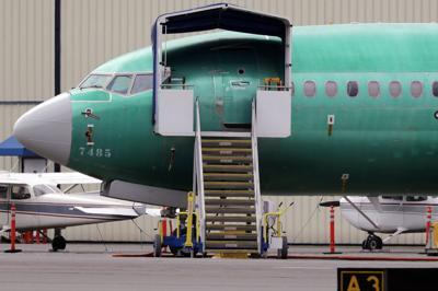 Boeing Plane NTSB