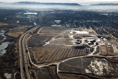 Boise Cascade Mill Site