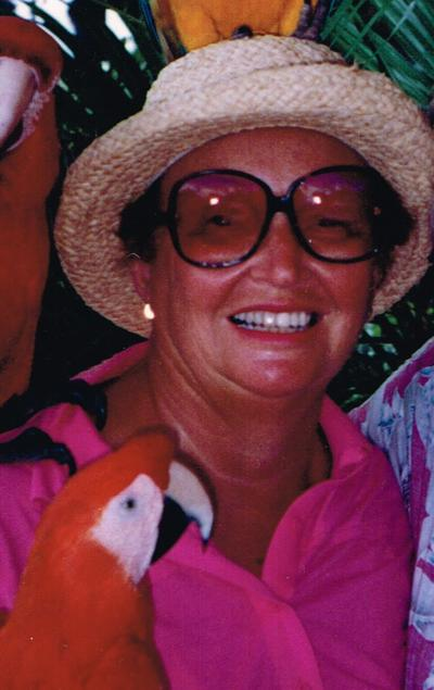 Shirley Marie Hollahan Swofford