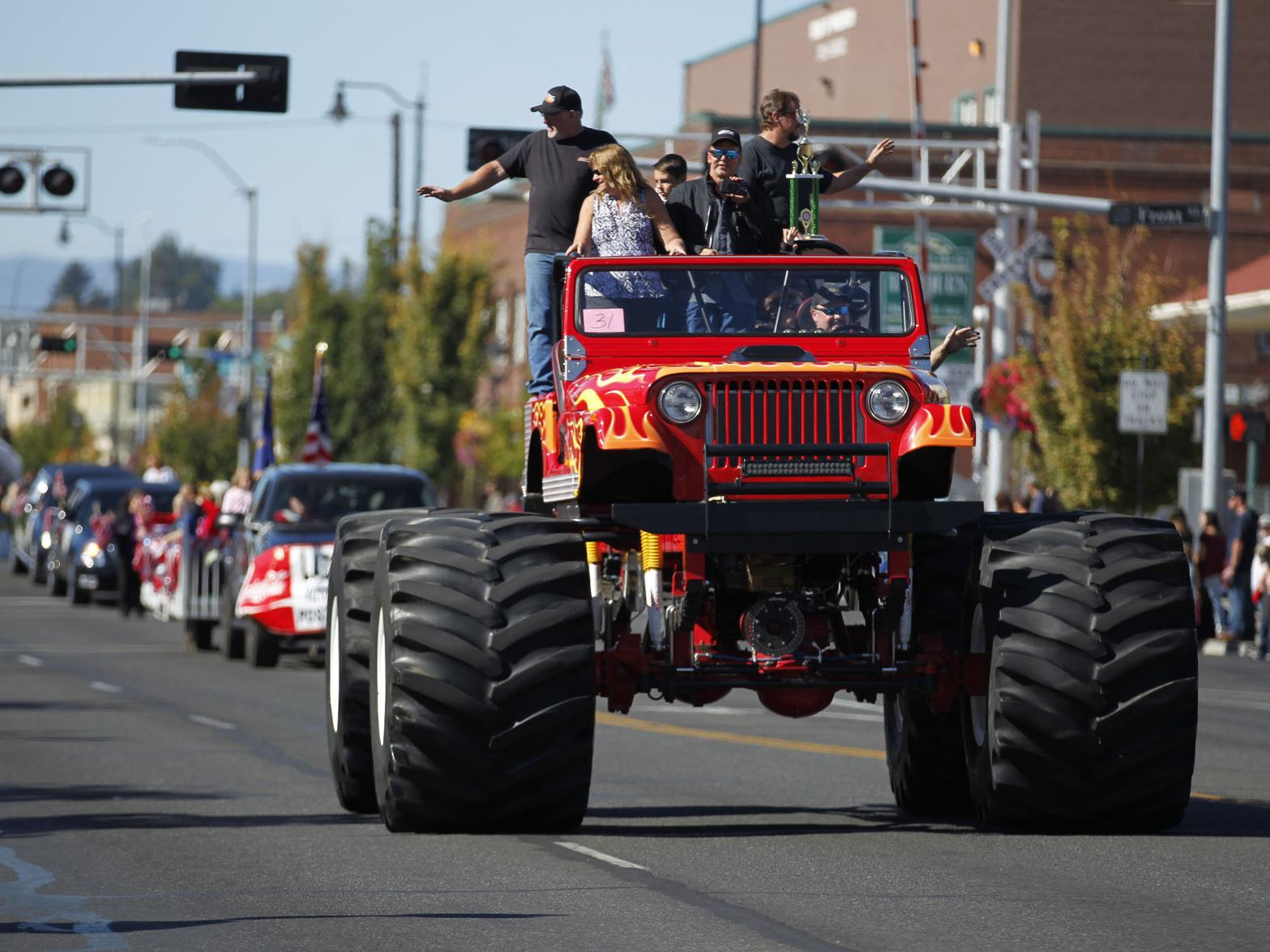 Legendary Monster Jeep Built By Yakima Native Gets A Second Life Local Yakimaherald Com