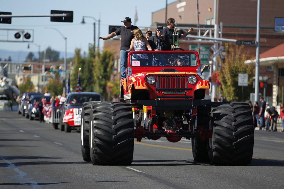 Legendary monster Jeep built by Yakima native gets a second