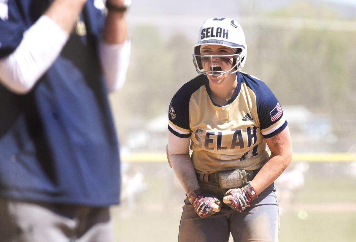 May 1 | Selah softball
