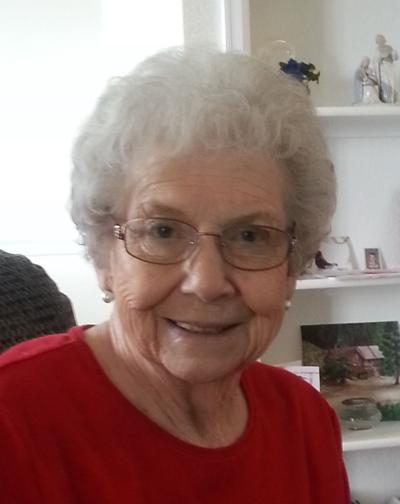 Betty Arlene Gridley
