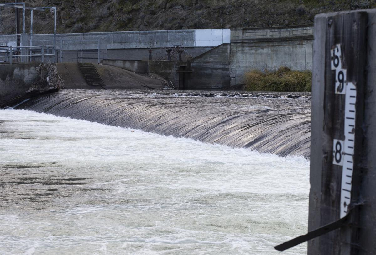 Nelson Dam