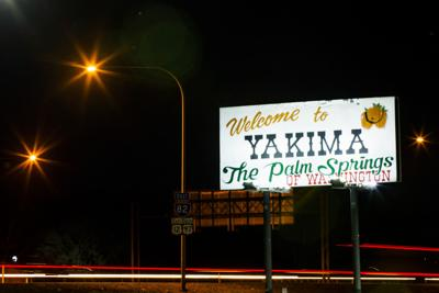 It Hened Here Yakima Billboard Compares City To Palm