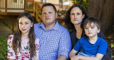Kristina Bowman and family of Mukilteo