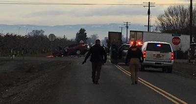 South Wapato crash