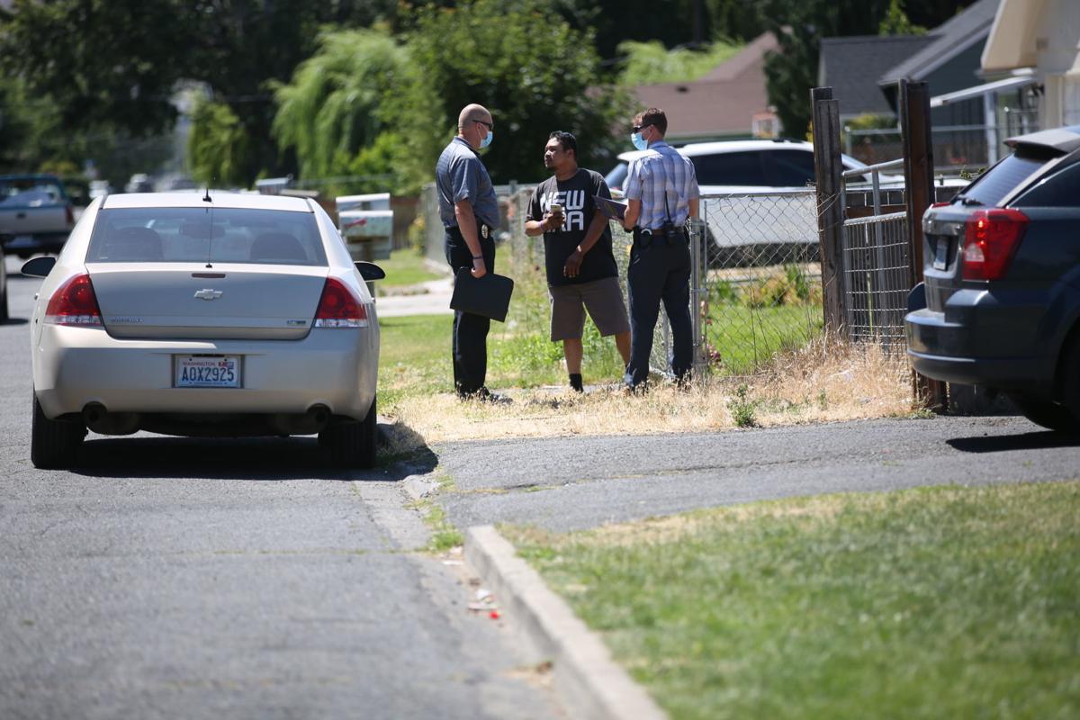Viola Avenue shooting
