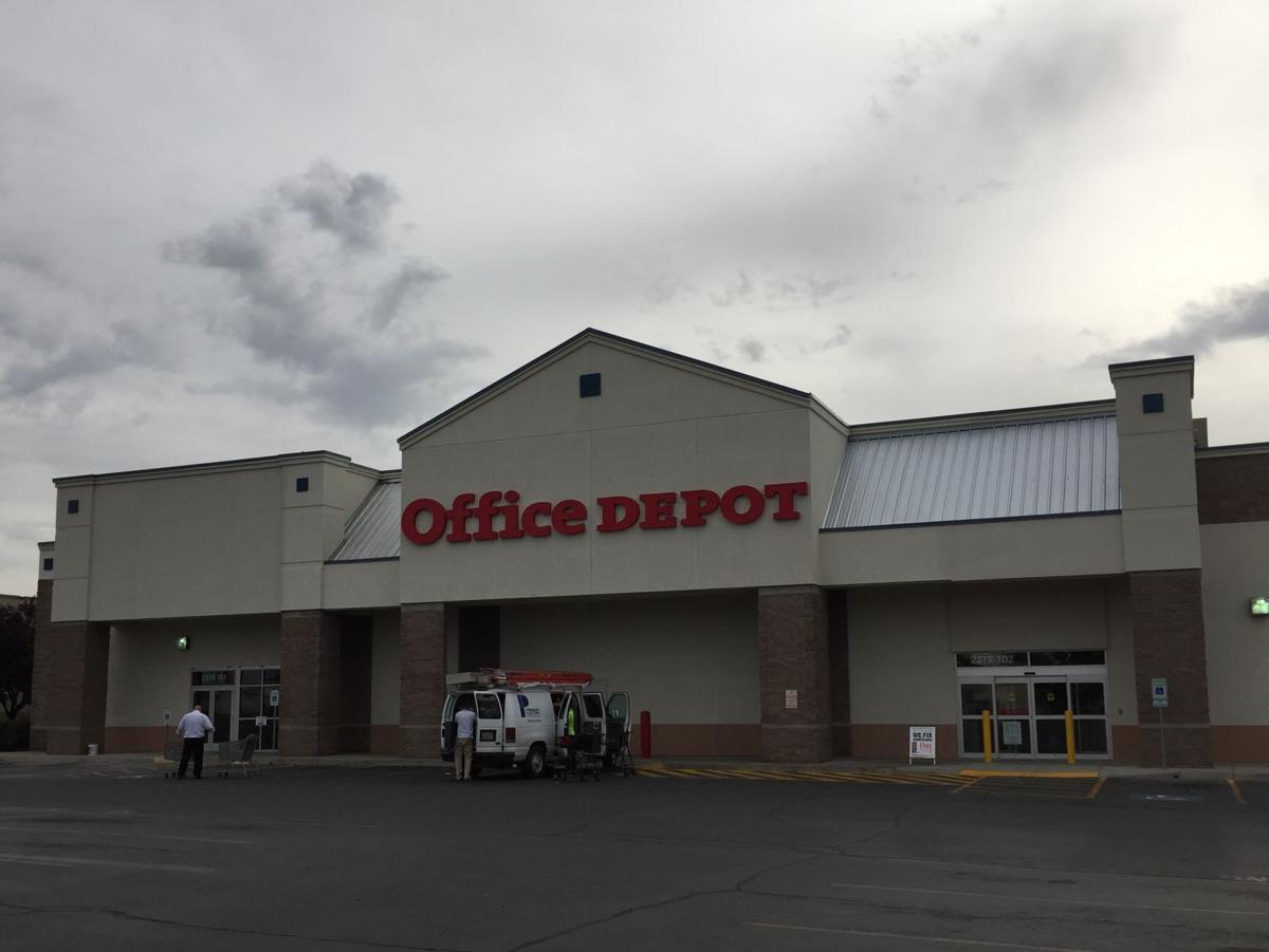 Yakima OfficeMax starts closing sale; Office Depot remodel finished ...