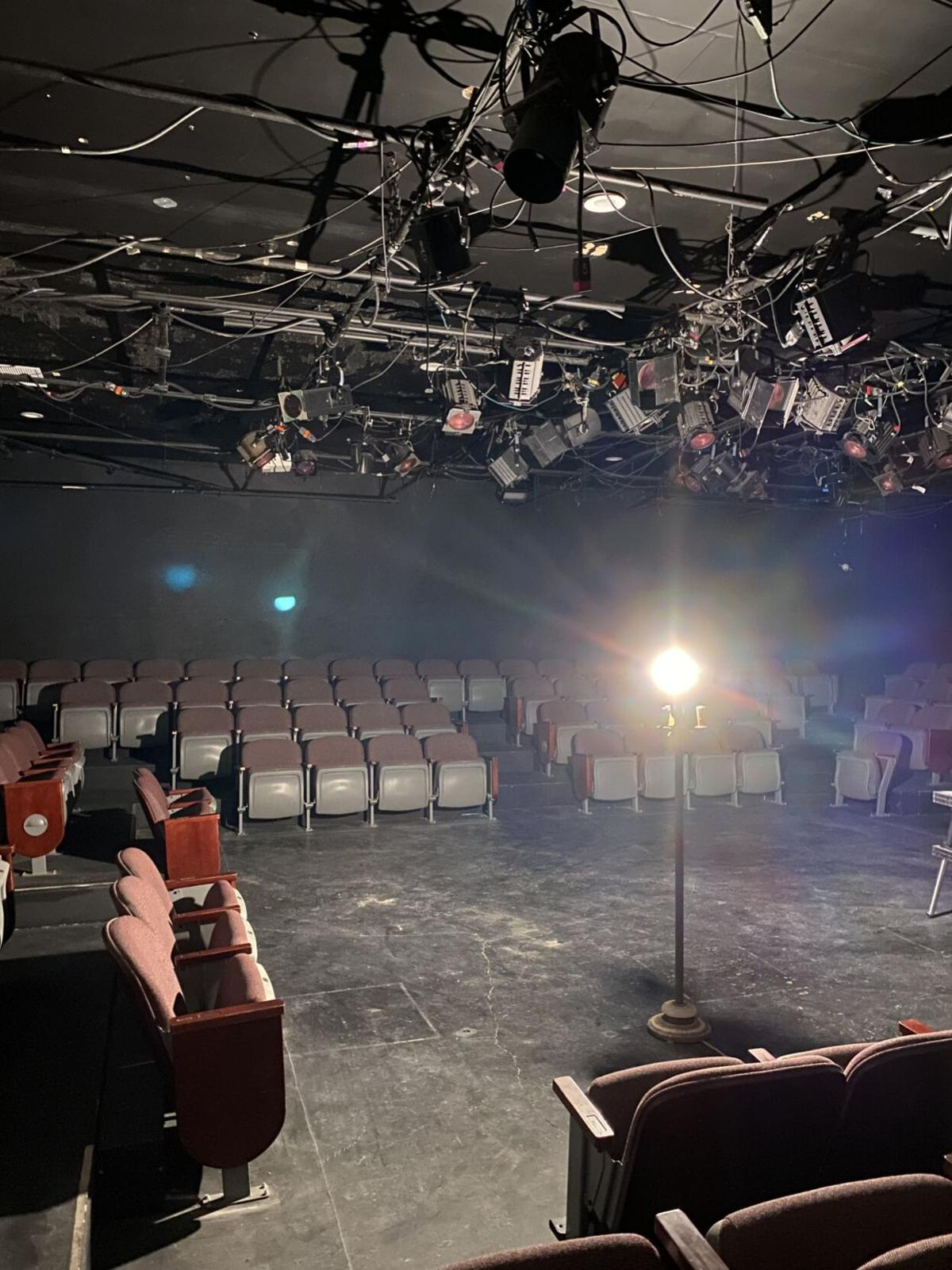 The empty Warehouse Theater awaits the return of audiences and actors_CreditWarehouseTheatre.jpg