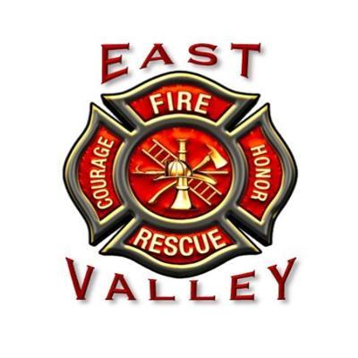 Yakima County Fire District 4 Logo