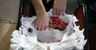 plastic bag grocery