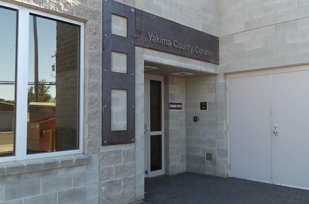 Yakima County Coroner file standing