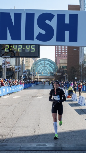 Davis grad qualifies for Olympic Trials in women's marathon