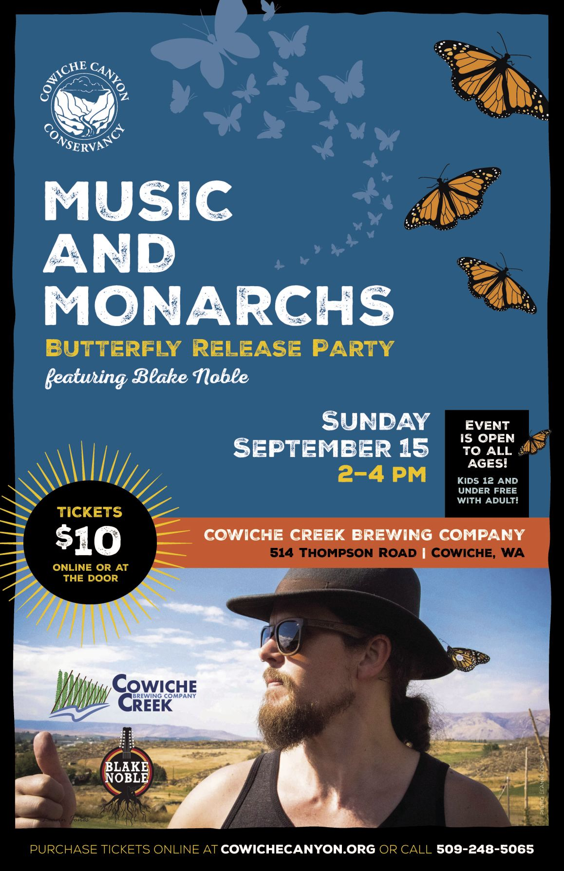 Music and Monarchs 2019