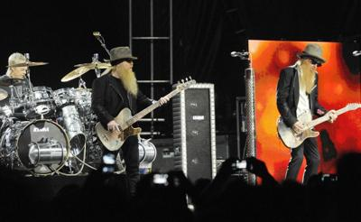 ZZ Top cancels Yakima show because of drummer's illness