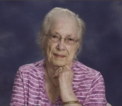 Margaret Ruth Couette