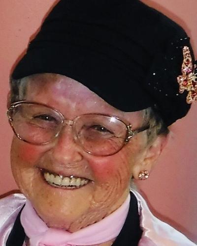 Betty Mae Irvine Cantrell