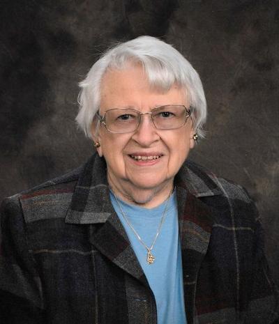 Virginia S. Scriber