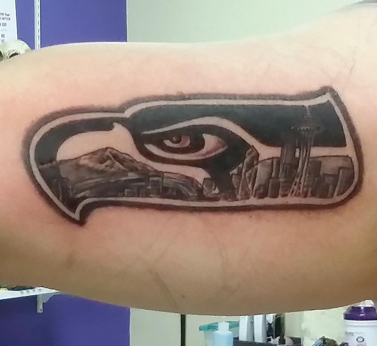 seahawks love more than skin deep seahawks
